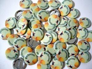 Earthen Cloak old school pins