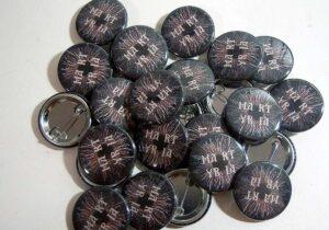 Martyria pinback buttons oldschoolpins.com