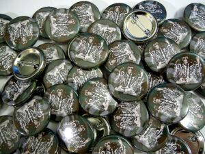 Mistveil Buttons old school pins