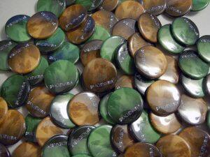 Drachenfeuer Buttons